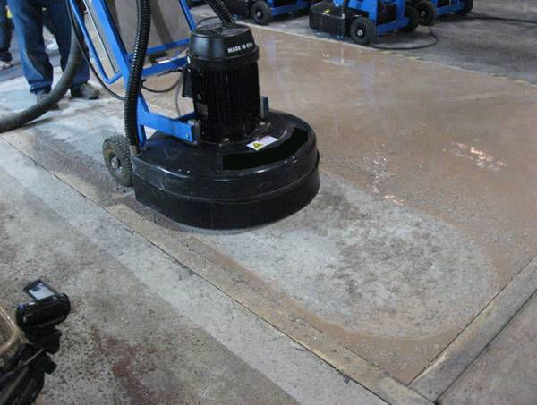 How to use diamond tools for floor grinding machines for Floor grinding machine