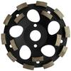 4307 Diamond Grinding Wheel Double Row Screed