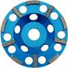 4907 Diamond Grinding Cup Perforated Wheel Concrete