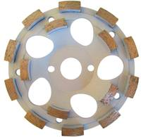 4207 Diamond Grinding Cup Short Tooth Concrete