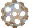 4207 Diamanond Grinding Wheel Double Row Short Tooth