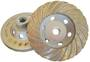 4817 Diamond Grinding Wheel Turbo with M14-reception