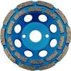 4507 Diamond Grinding Cup Double Row Concrete/Abrasive